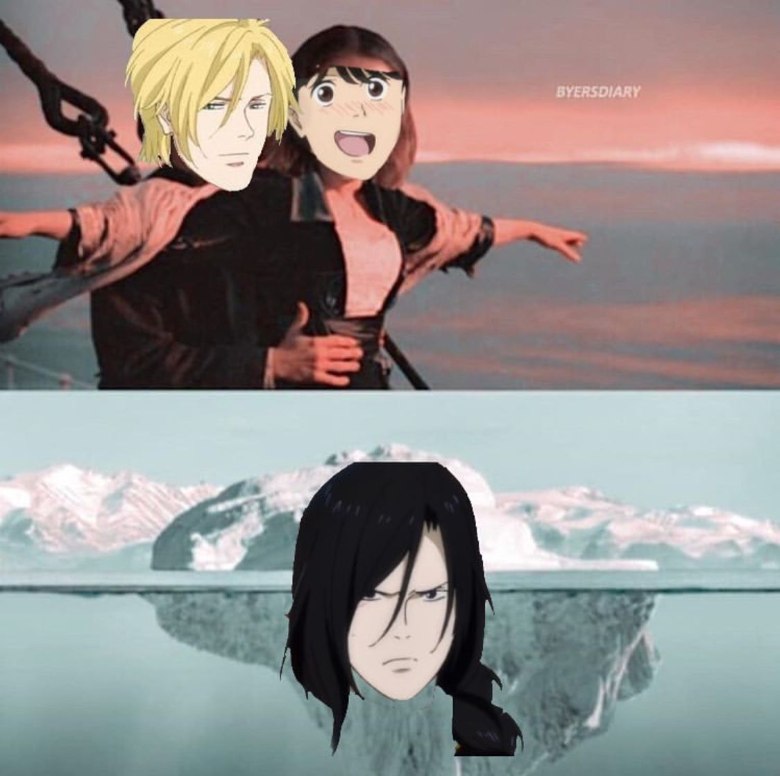 Banana Fish•. Pictures and memes 20   Anime, Anime memes, Fish