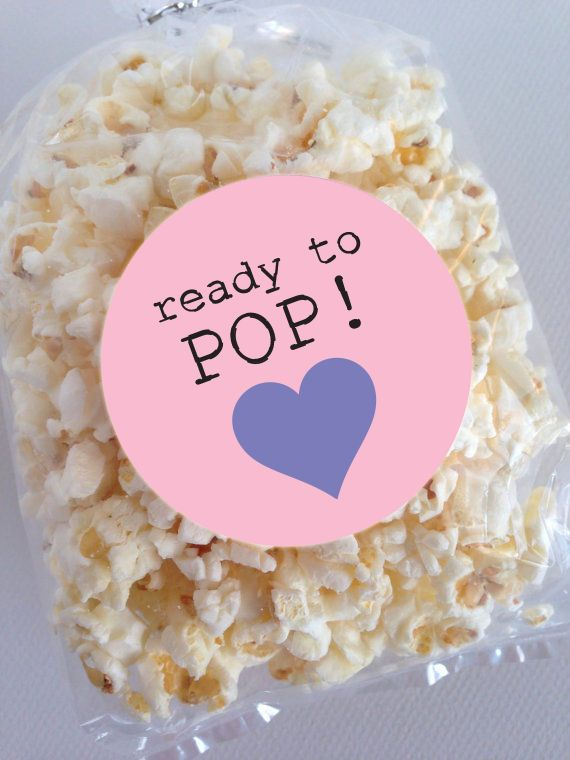Baby shower ideas baby shower favors popcorn favor bags ready to baby shower ideas baby shower favors popcorn favor bags ready to pop shower favor filmwisefo Images