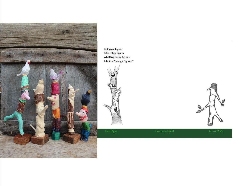 Pin af Birgit Haarbo på Håndværk og design | Postkort, Ideer
