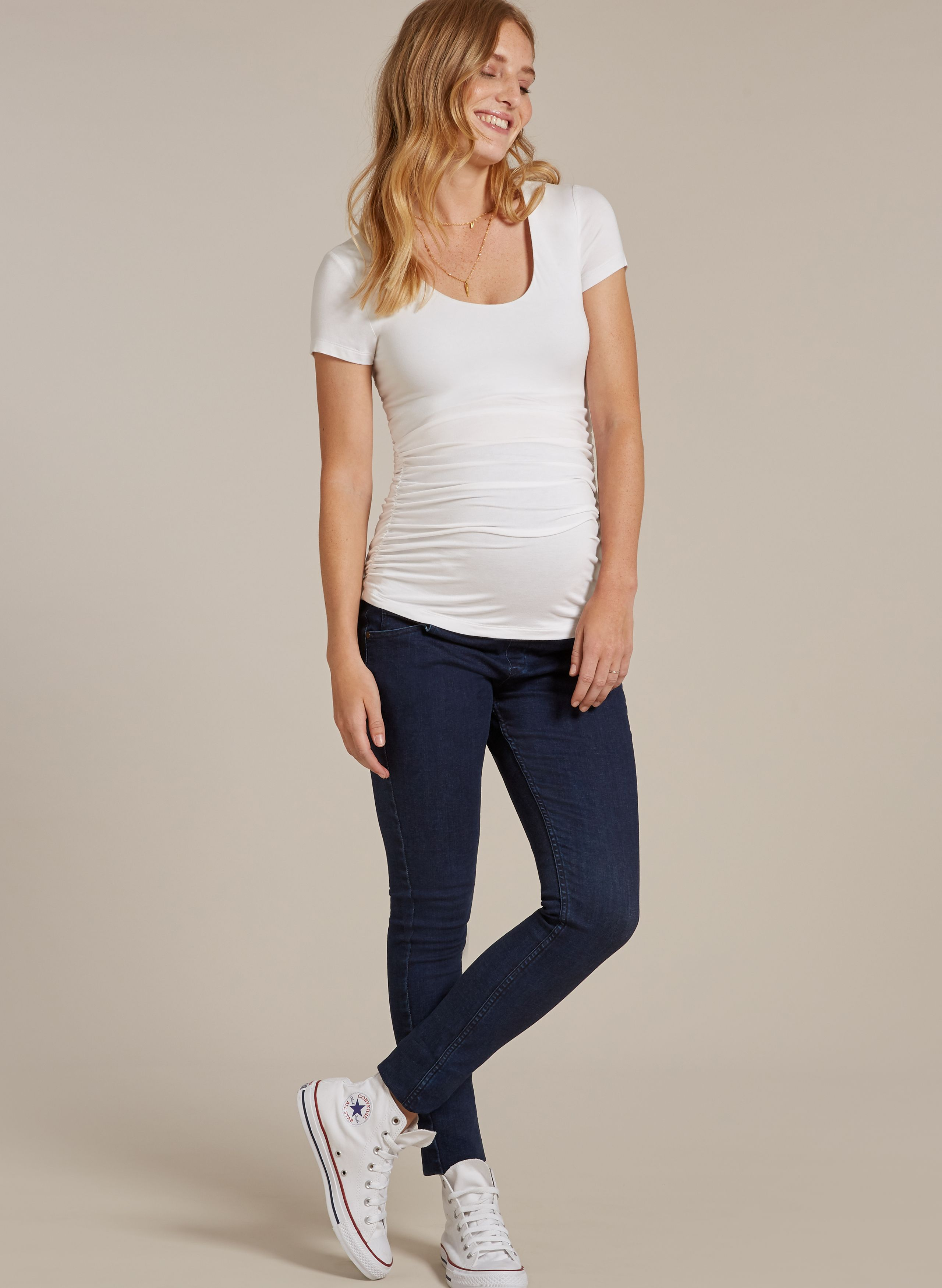 713598d768e3f You told us you wanted skinny jeans that are really, really stretchy – so  here they are. Supremely soft and extremely comfortable, they come with an  ...