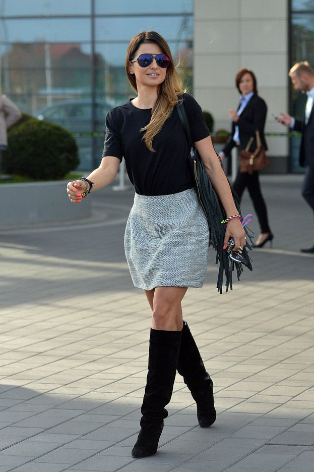 Lewandowscy Promuja Siebie I Gre Na Ps4 Zdjecia Fashion Outfits Womens Fashion