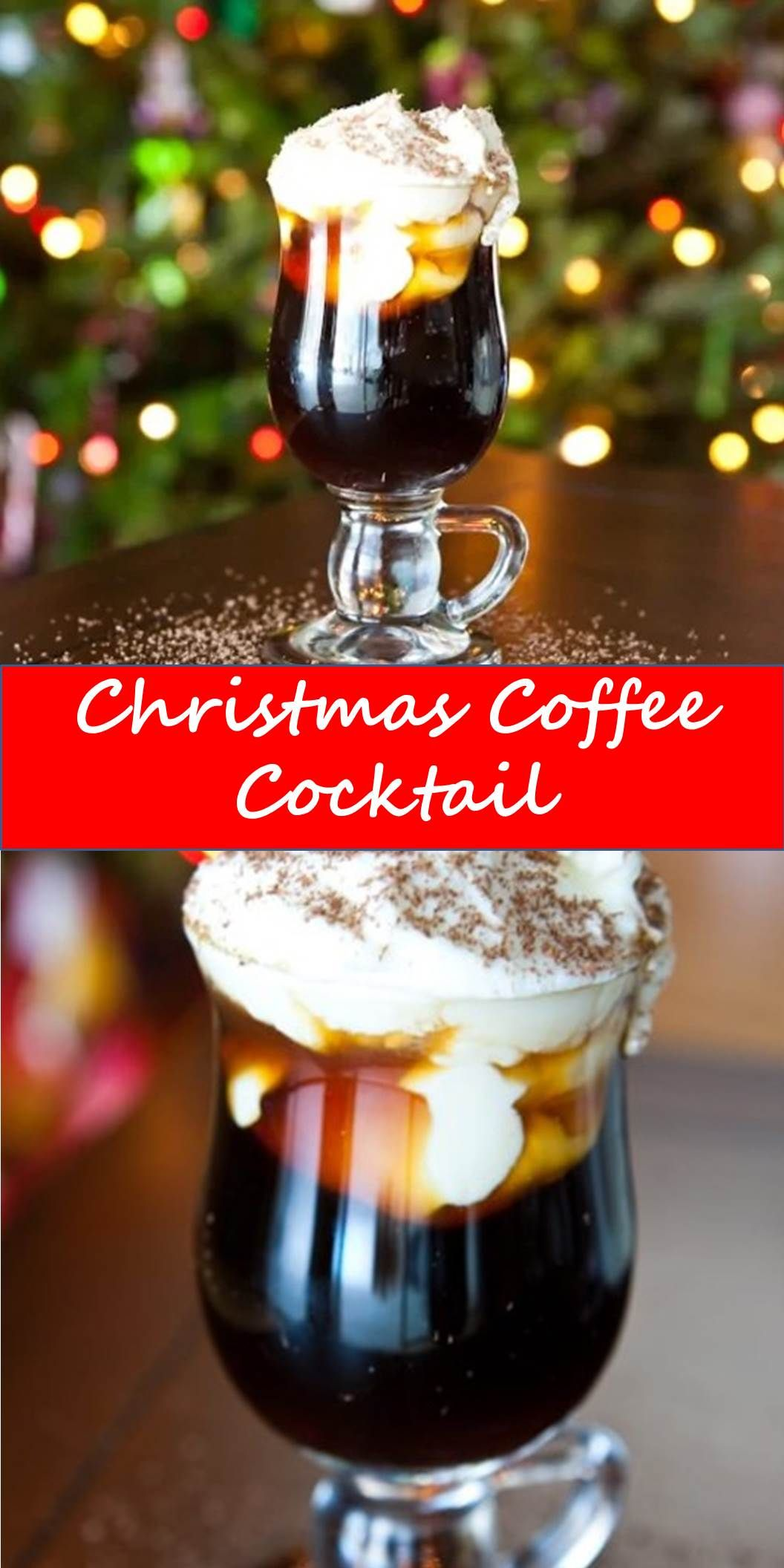Dinner Christmas Coffee Cocktail Fresh drinks, Food