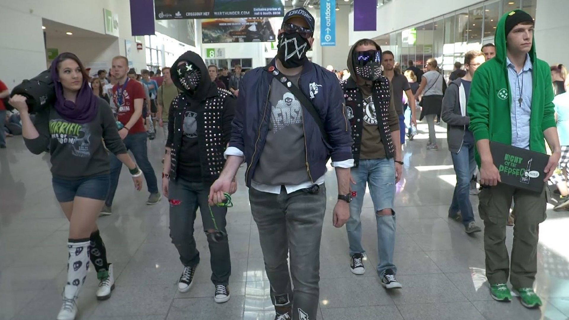 Awesome Watch Dogs 2 Cosplay   Cosplay   Pinterest ...