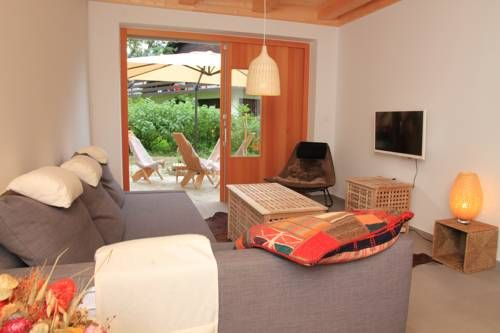 Cottage Gilbert Bohinj Cottage Gilbert is an apartment set in Bohinj, 8 km from Vogel Ski Area. The property is 15 km from Triglav National Park Information Centre and free private parking is featured. Free WiFi is available throughout the property.