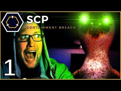 SCARIER THAN EVER!   SCP Containment Breach (UNITY Remake