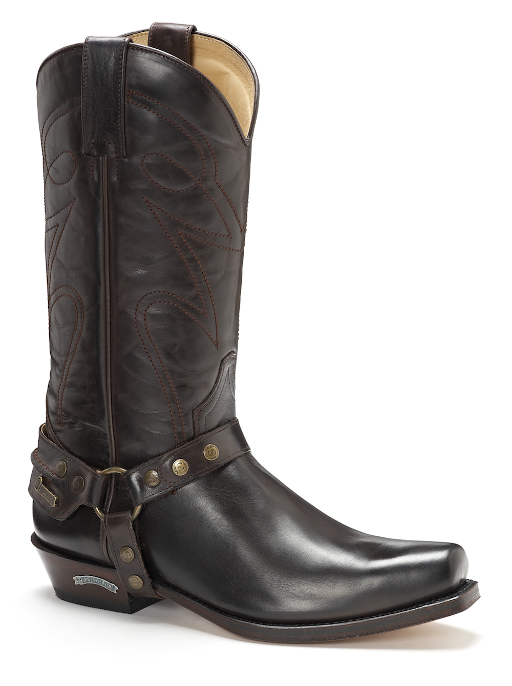 2bbbcba218c Mens Sendra 4306 Brown Harness Boot in 2019 | Boots men | Boots ...