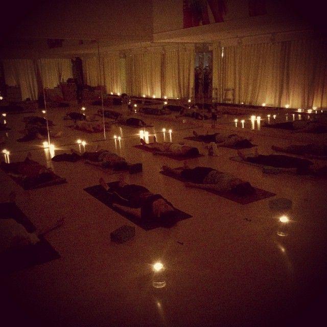 ❤️ Much Much Love!!!  #yoga #community #hk #peace #thanksgiving #harmony #savasana #friends #sharing