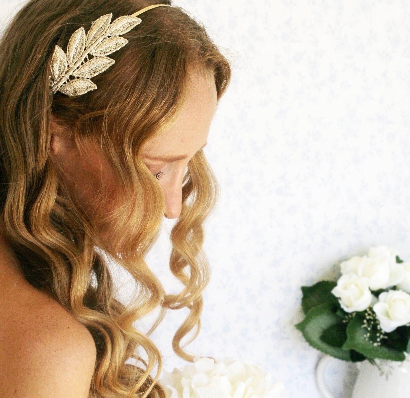 photo via | grecian goddess hair & accessories | greek