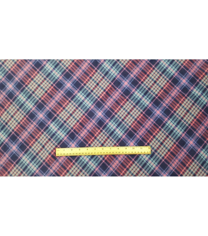 Anti pill fleece fabricsadie plaid products pinterest fabrics