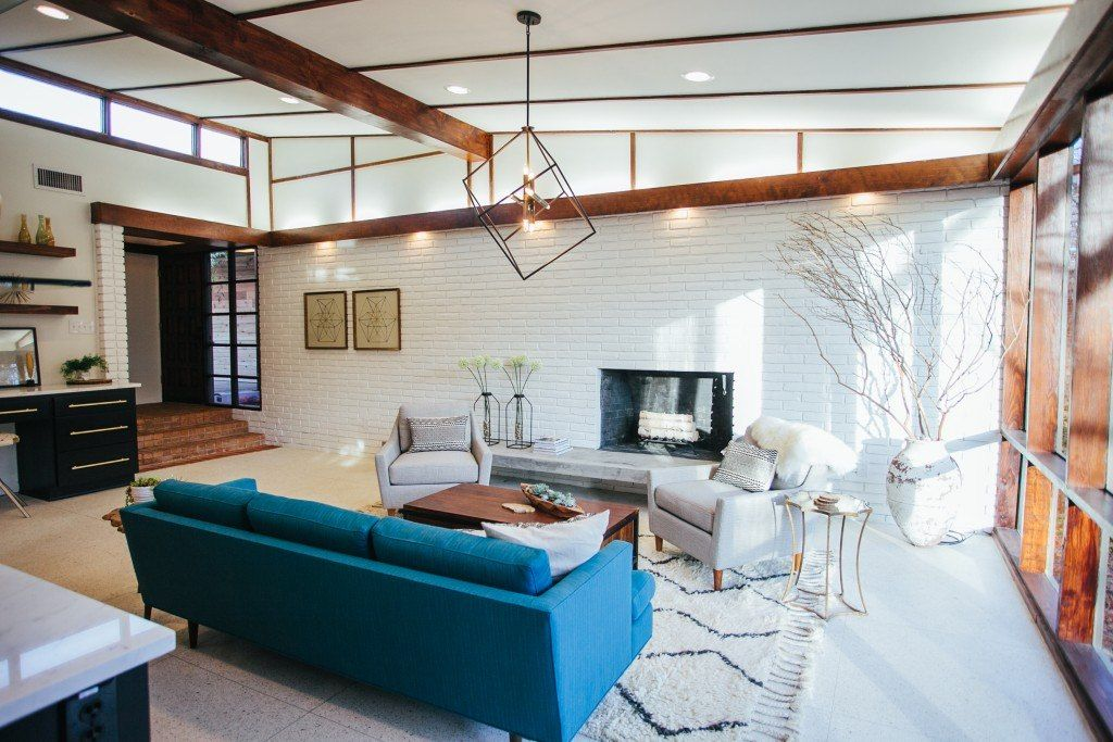 Fixer Upper Dream Home Midcentury Modern Mid Century Mid
