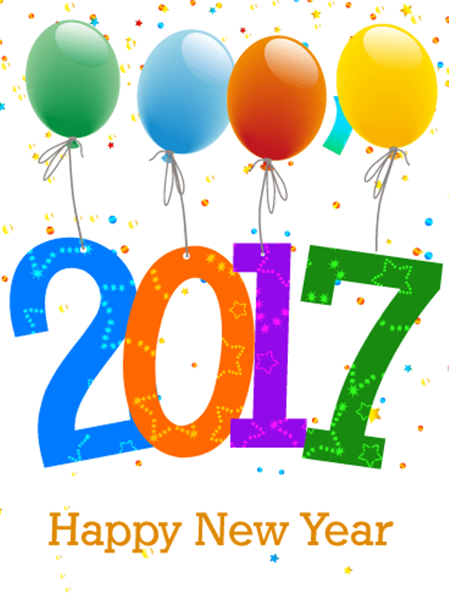 Happy New Year Wallpaper 2017 And Images 1