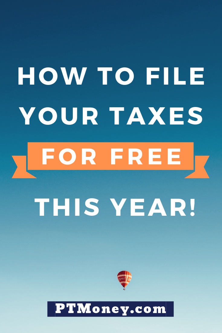 best way to file your taxes for free