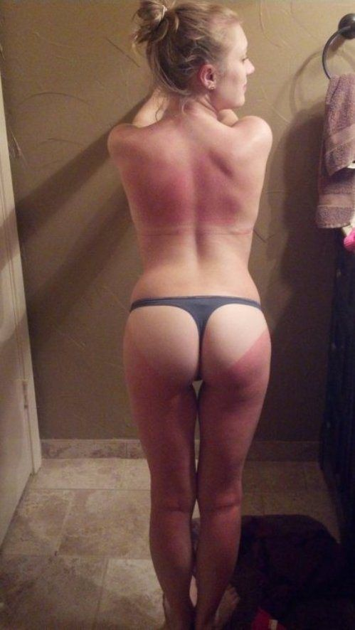 Apologise, Girls with ass tan lines selfies apologise
