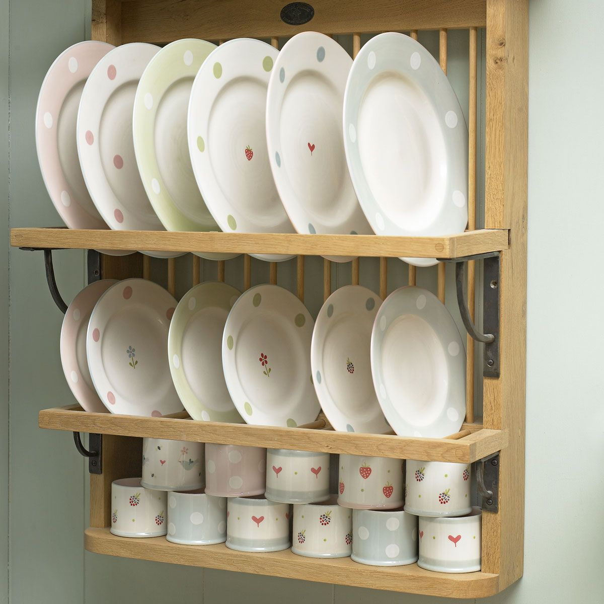 Plate rack and Susie Watson designs. One of my ideas of heaven & Plate rack and Susie Watson designs. One of my ideas of heaven ...