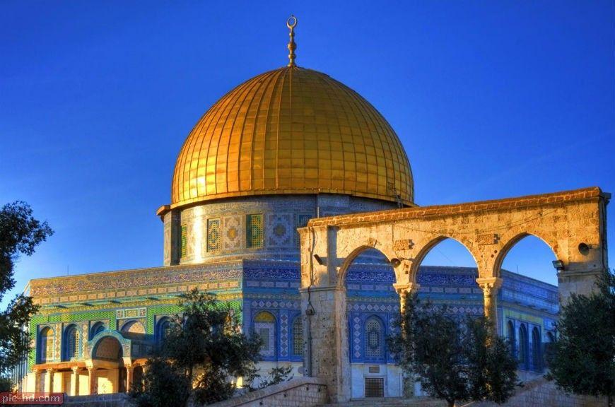 صور عن المسجد الاقصي خلفيات جميلة للمسجد الاقصي Masjid Dome Of The Rock Beautiful Mosques
