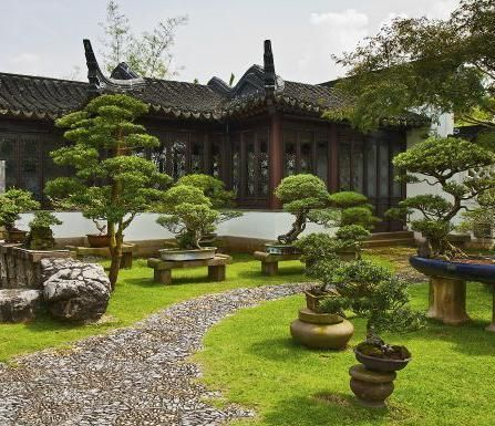 Comment Decorer Son Jardin Selon Le Feng Shui 9 Etapes Jardin
