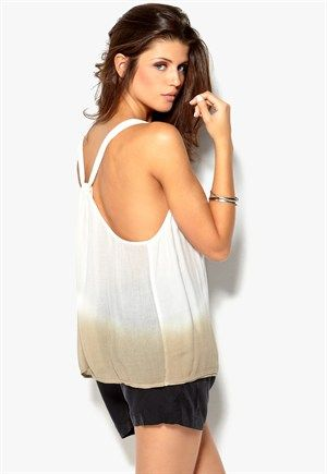 Tiger Jeans Back Shirt White