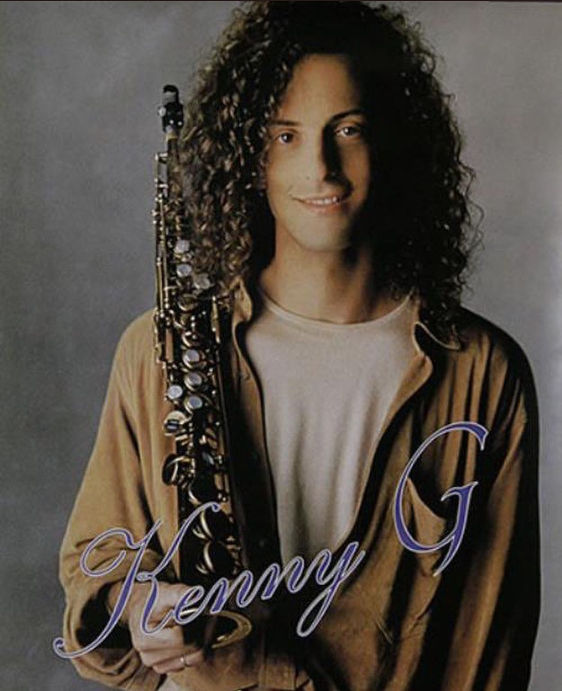 Baby Kenny G Kenny G Hair Styles Beauty