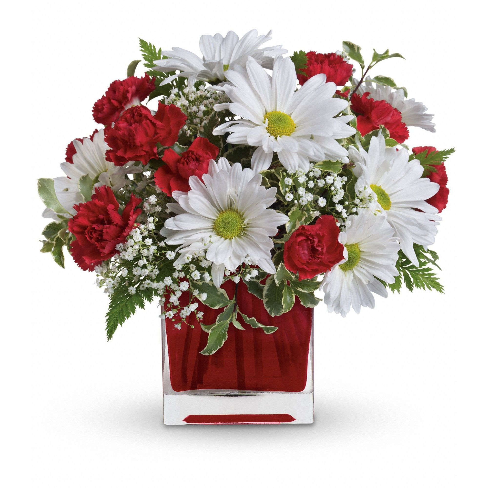 Red and white delight flowers pinterest staten island in staten island ny from flowers by bernard the best florist in staten island all flowers are hand delivered and same day delivery may be available izmirmasajfo