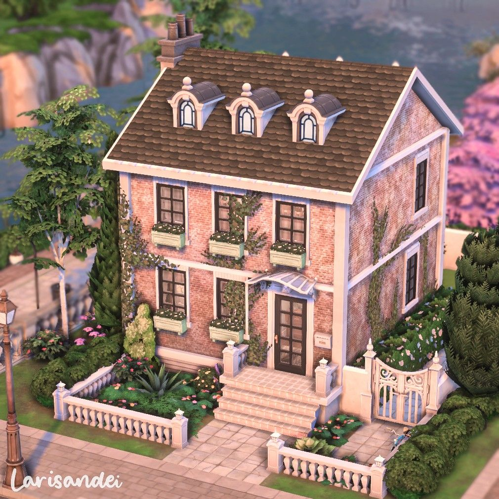 Lovely Town House✨