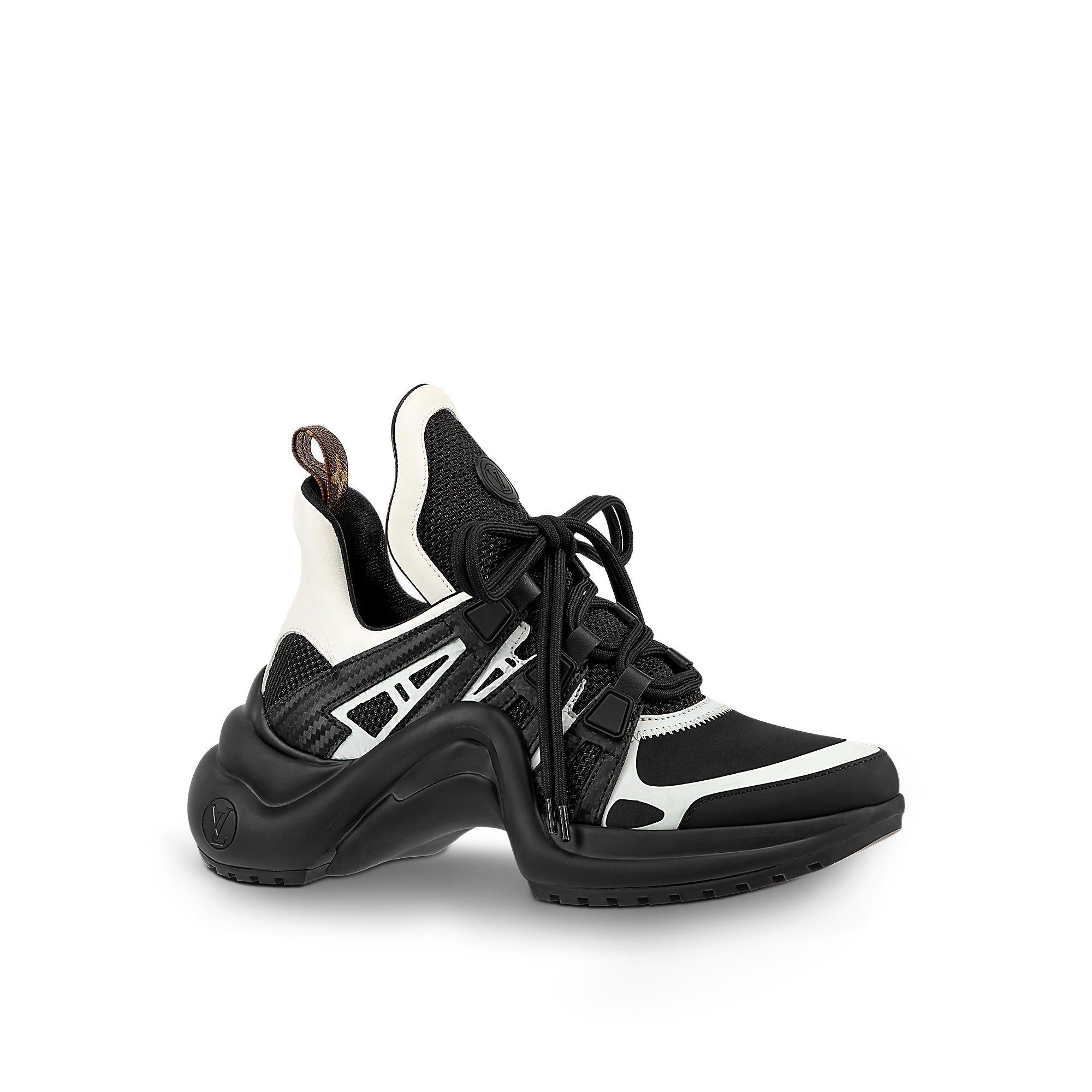 Lv Archlight Sneaker Via Louis Vuitton Louis Vuitton Sneakers Women Sport Sneakers Sneakers