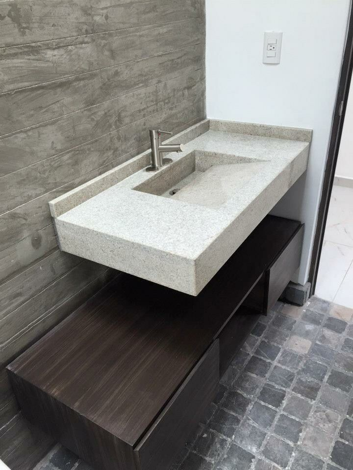 lavamanos granito