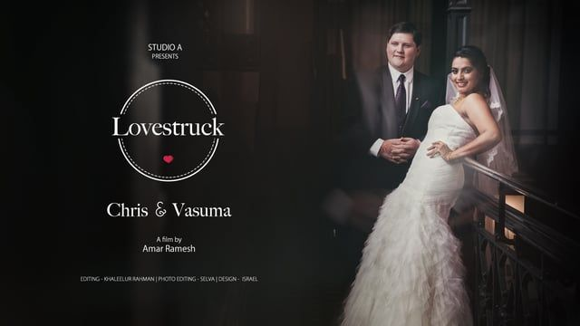 This Is Lovestruck Chris Vasuma Wedding Film By Studio A On Vimeo The Home For High Quality Videos And People Who Love Them
