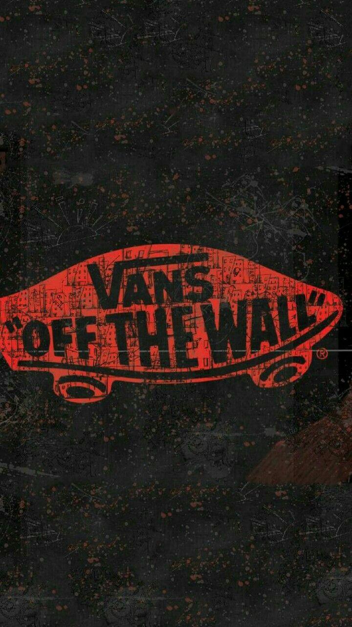 Pin By Papantulis On Vans Vans Off The Wall Red Vans Background Hd Wallpaper