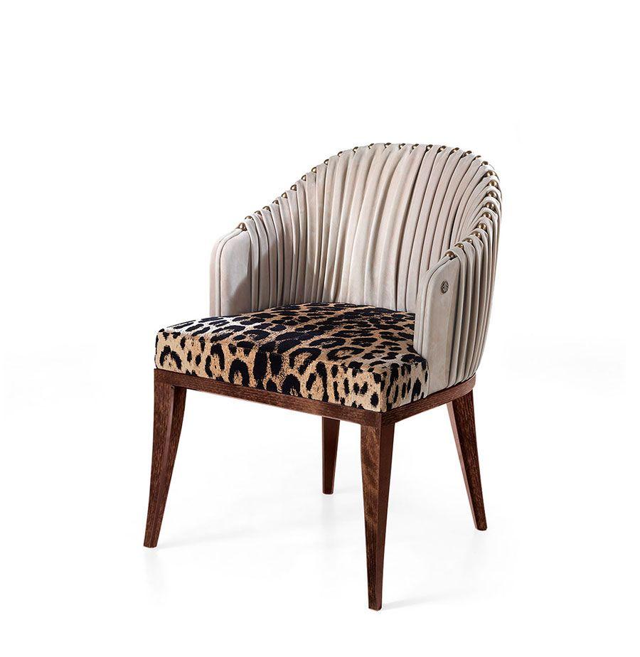 Roberto cavalli home interiors sillas de comedor - Tapizar sofas en casa ...