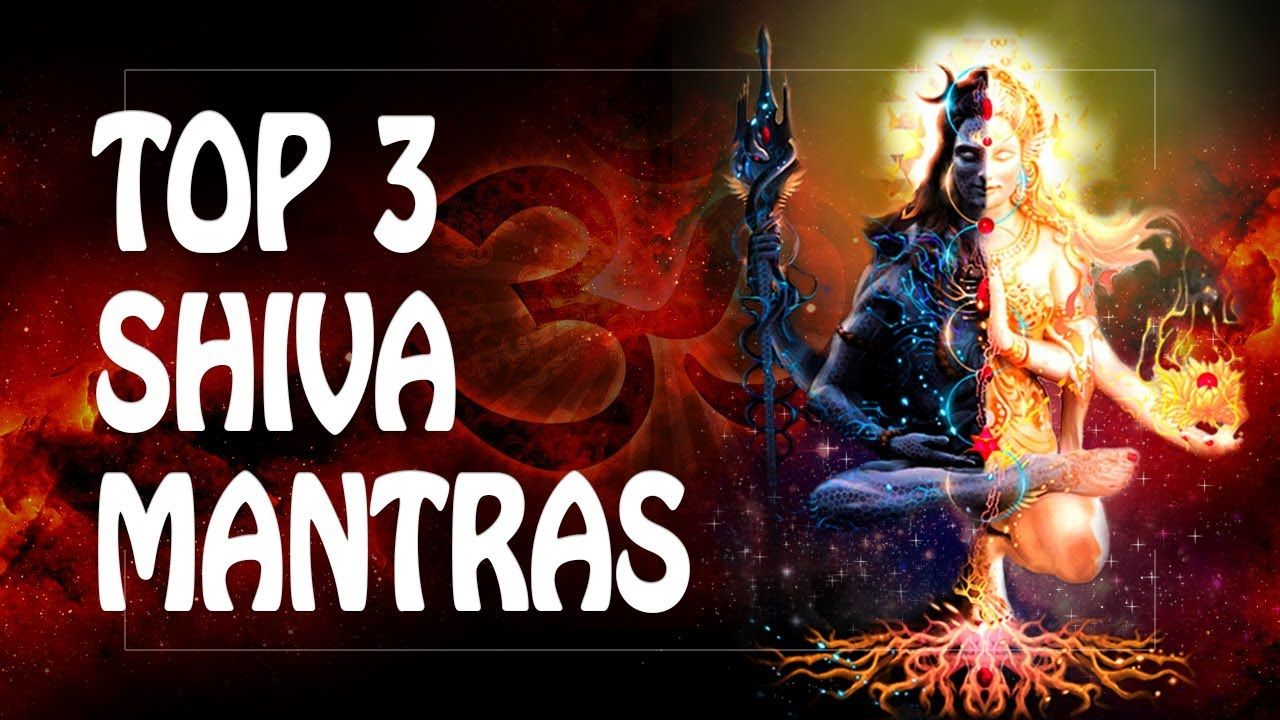 REMOVE ALL BAD with TOP 3 SHIVA mantras to Remove obstacles