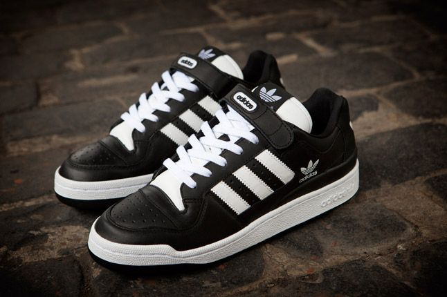 adidas forum up noir et rose