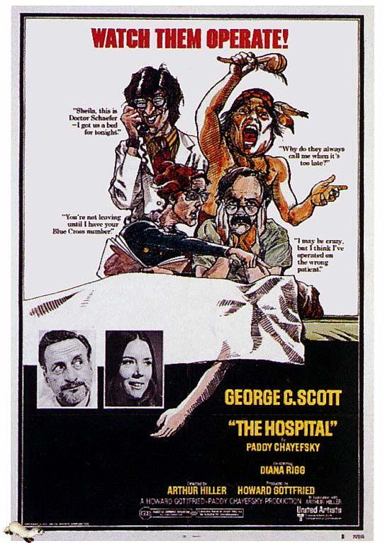 The Hospital (1971) HD