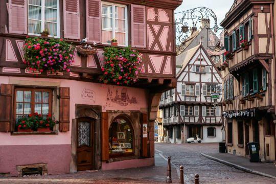 Fairy Colmar, France by eprinsloo