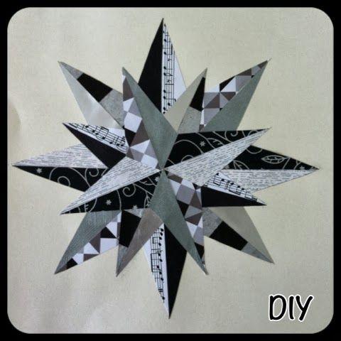 Made by Me: DIY på stjernecollage