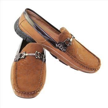 Saminto Laurenzini Men Loafer Shoes Size - 11 | Property Room