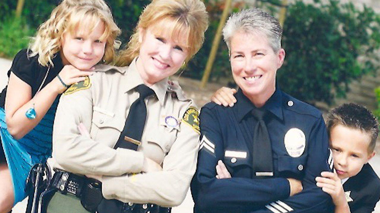 Lesbian Parents: Kristi and Theresa\'s Story   Lesbian ♀+♀   Pinterest