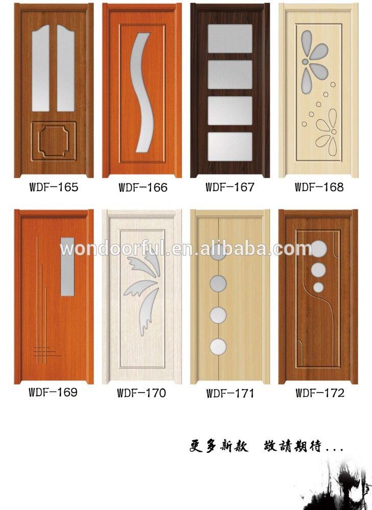 Bon Alibaba China Latest Wooden Doors Design Product Catalogue