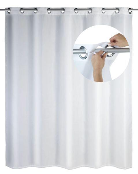 Comfort Weiss Duschvorhang Einrichtung Wohnung Einrichten Und