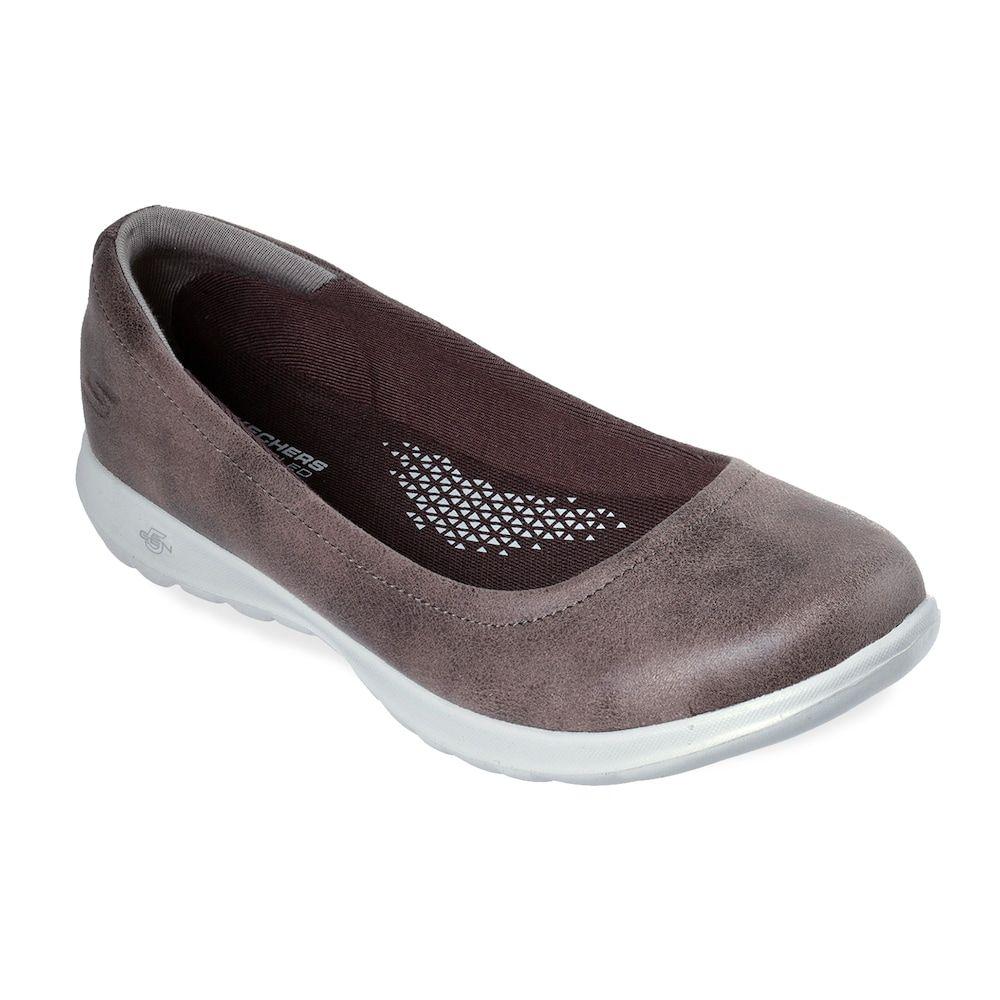 Skechers GOwalk Lite Gem Women's Walking Shoes | Skechers