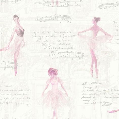 Papier peint danseuse étoile