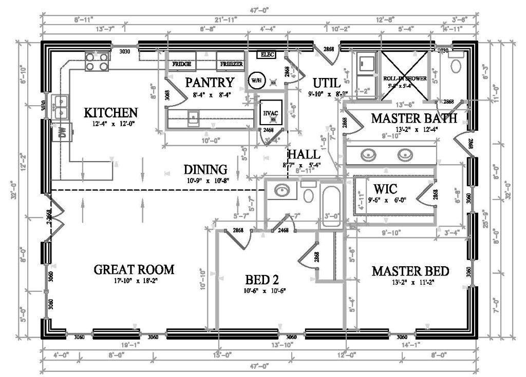 Final Floor Plan House By Concrete Foam Structures Walls 10 With 8 Eps Foam Super Energy Efficient Floor Plans Steel House Energy Efficient Homes
