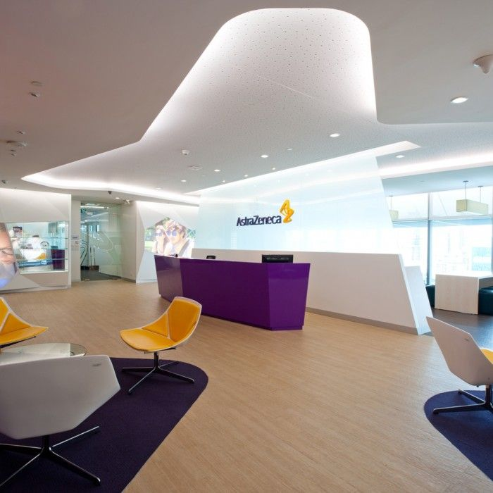 Office Interior Design Inspiration: Office Tour: Inspiration: Offices Clad In Purple, The