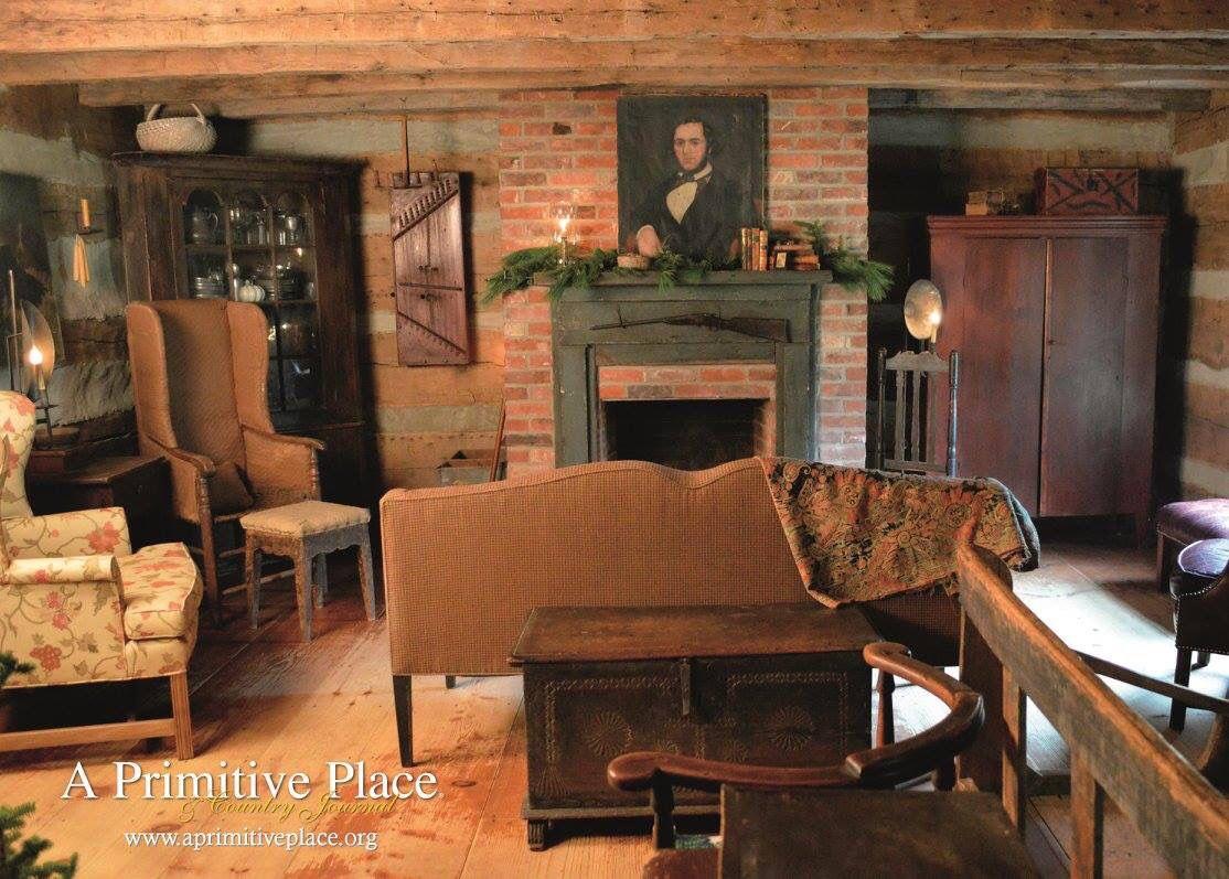 primitive living room furniture. A Primitive Place \u0026 Country Journal Magazine. Living RoomPrimitive FurnitureCountry Room Furniture