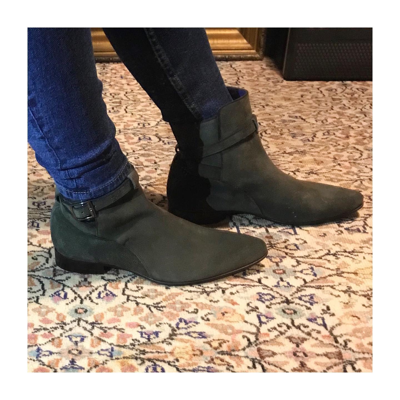 Bela in khaki suede leather #theaddamco #houseoftheaddam #weareboldenough #madeinturkey #ahmetbaytar #sevvalates #mensboots #menswear #erkek #mensfootwear #unisex #boots #bespoke #custommade #aksesuar #bileklik