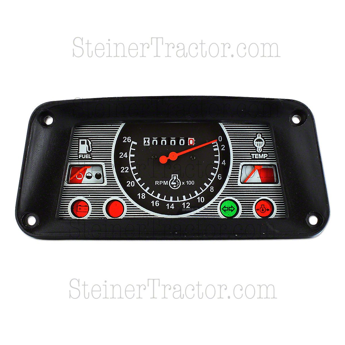 hight resolution of fds389 dash gauge cluster assembly tractor parts aftermarket parts gauges ford spare