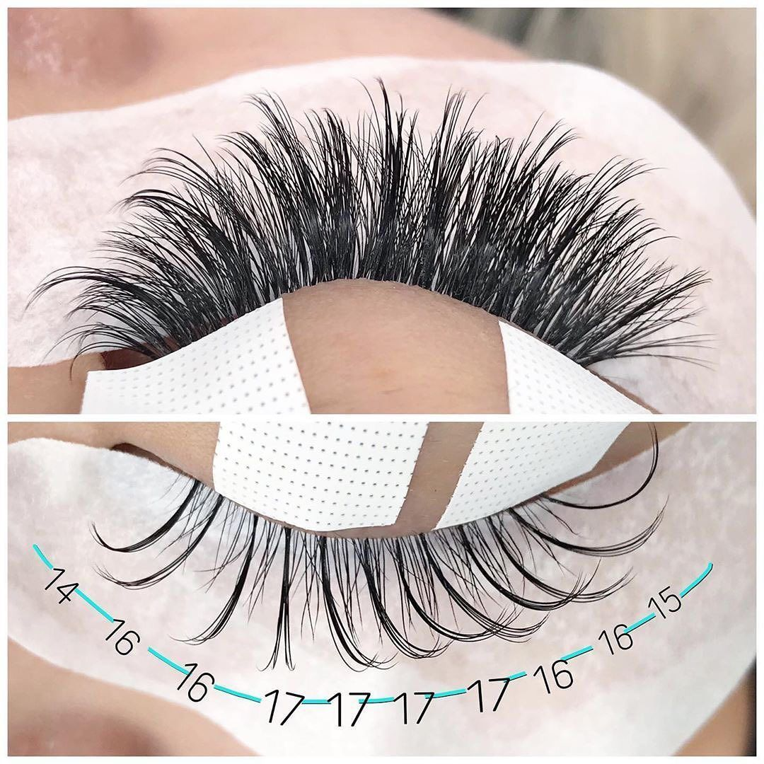 great lash mapping for eyelash extensions - #extensions #eyelash #great #mapping - #new #eyelashextensions