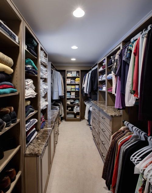 Design Inspiration 12 Dreamy Luxurious Walk In Closets