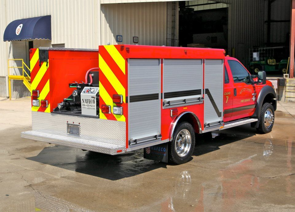 Newton County Fire Service Quick Attack Truck 2012 Ford F550 4x4 Fire Research Focus 12 Volt Telescoping Scene Light Fire Trucks Firefighter Fire Service