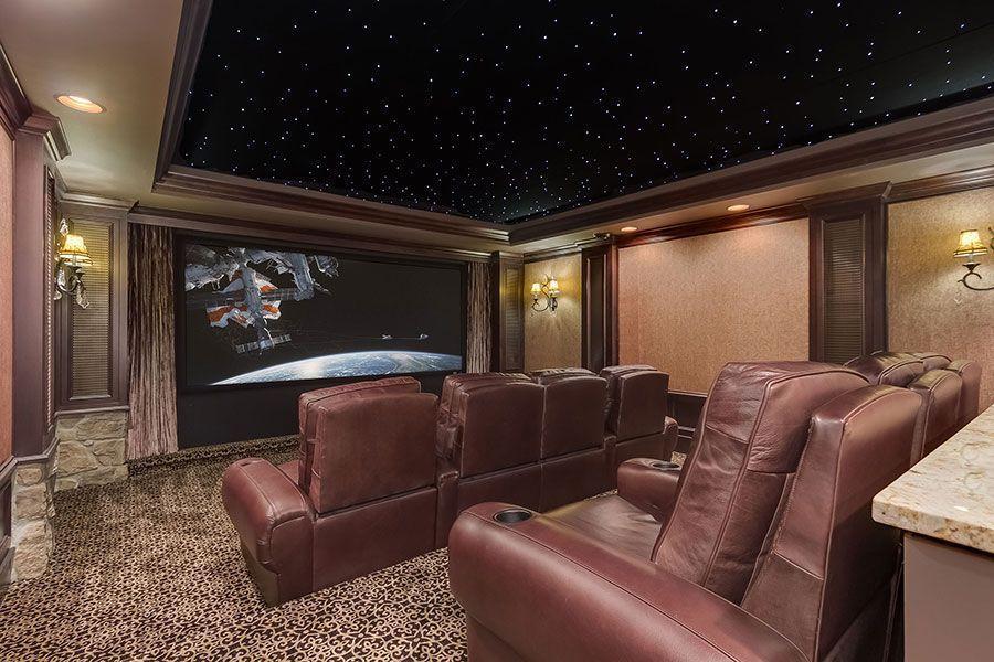 23 Basement Home Theater Design Ideas For Entertainment Basements