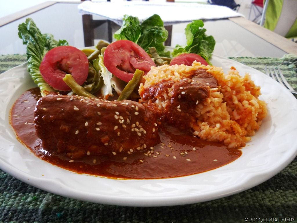 Mole Coloradito Estilo De Oaxaca Receta Receta De Mole Comida Recetas De Cocina Mexicana